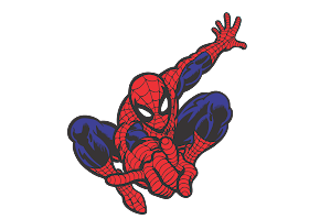 download Logo Spiderman Vector