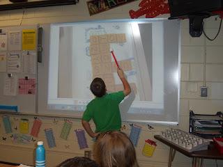 This teacher's student achievement best practices includes effective manipulatives.