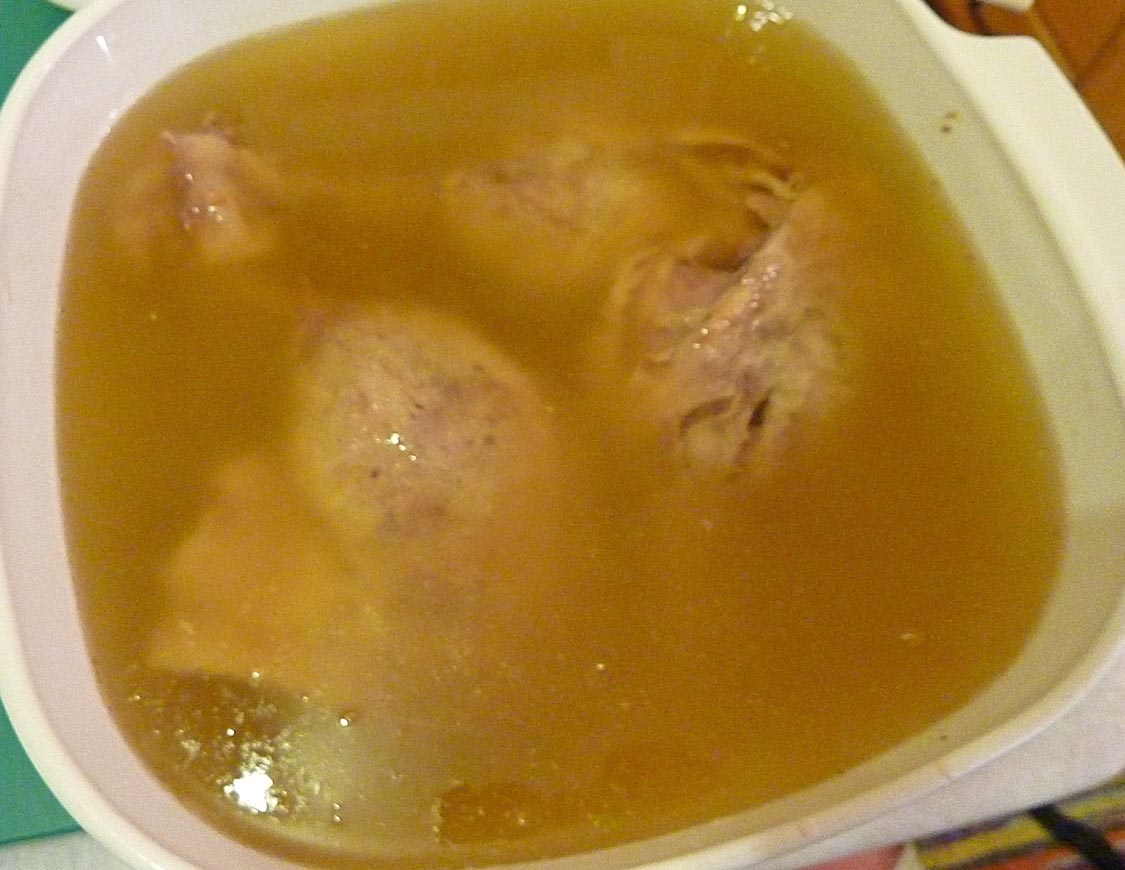 Living the life in Saint-Aignan: Slow-cooking duck legs to ...