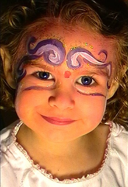 Kids Love Face Painting