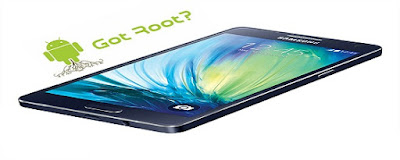 How to Root Right Samsung Galaxy A5 SM-A500F Running Lollipop 5.0.2