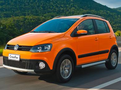 Crossfox 2013 automatico da Volkswagen motor 1.6