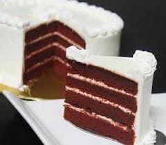 Red Velvet cake.  rm 90