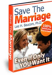 How To Save Your Marriage Now