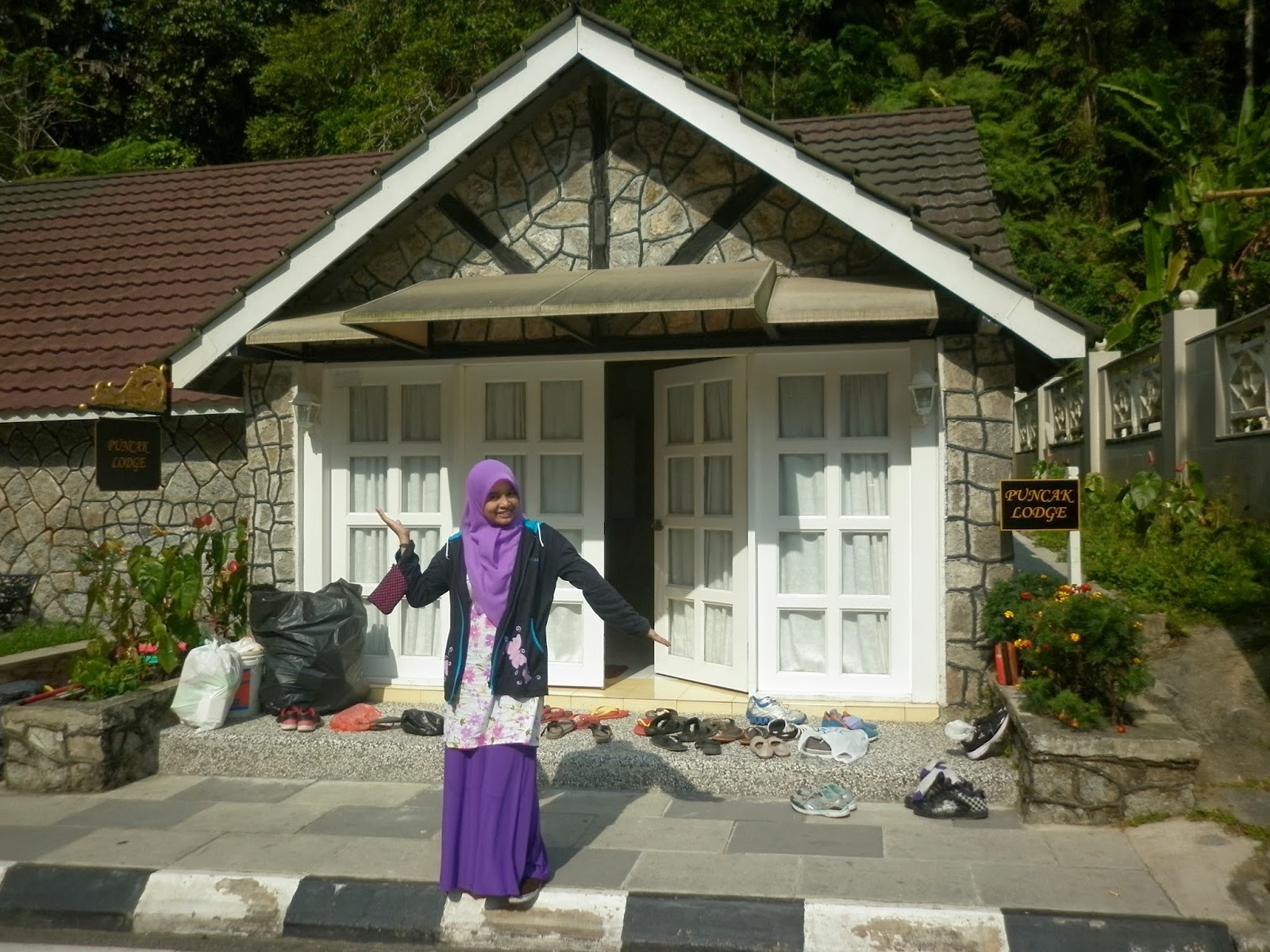 fraser hill, kanvas seorang elf, adkdayah, resort