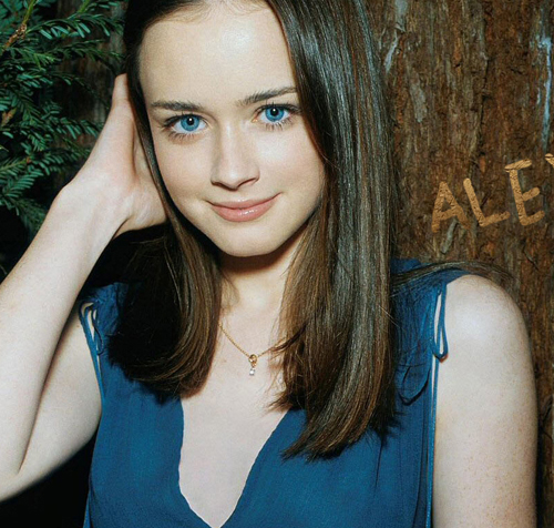 Alexis Bledel Hairstyle 80