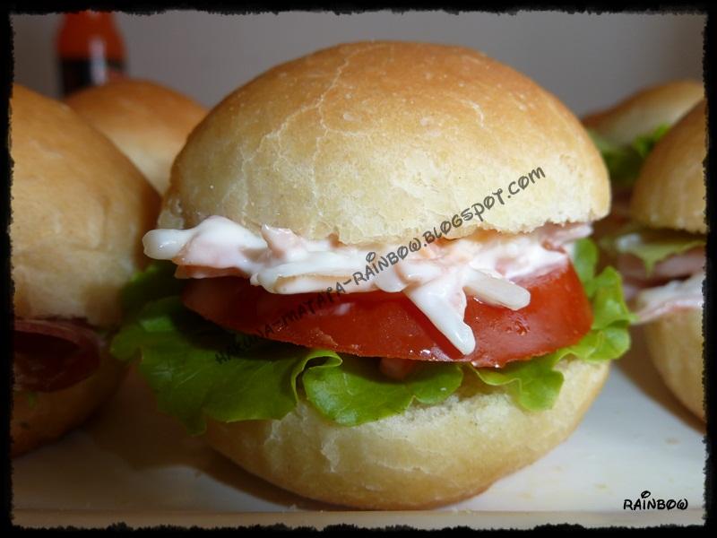 Bien-aimé Anyone can cook!!: Panini per buffet YY59