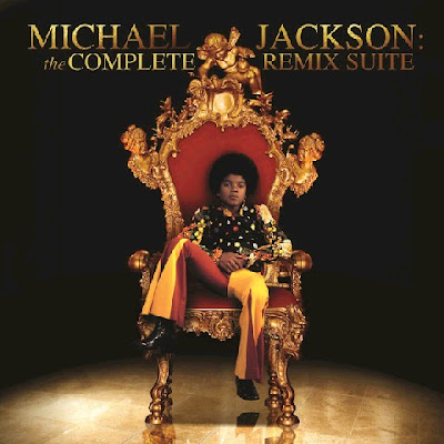 Michael Jackson – The Complete Remix Suite (2013)