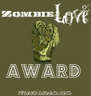 Zombie Love Award