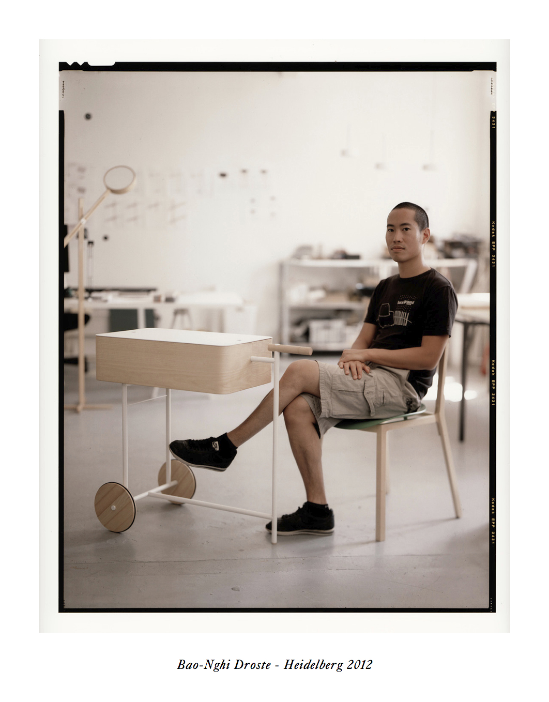 Ad Architectural Digest Portraits Stefan Milev