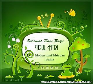 Hari Raya Idul Fitri 1433 H