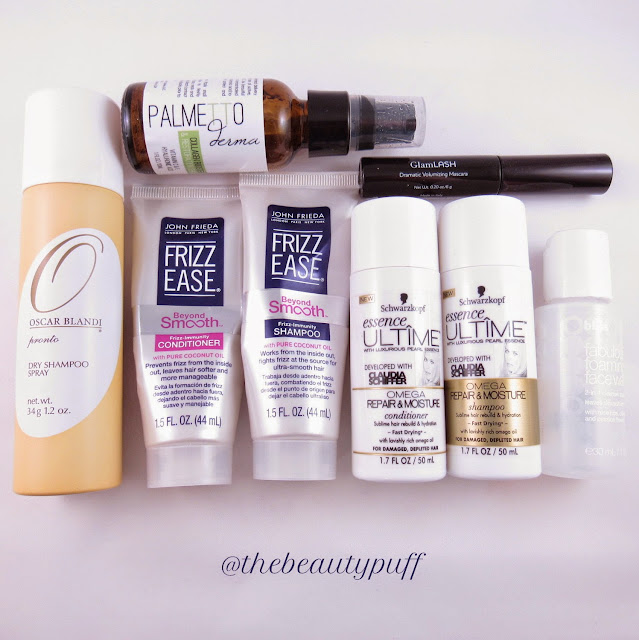 may empties - the beauty puff