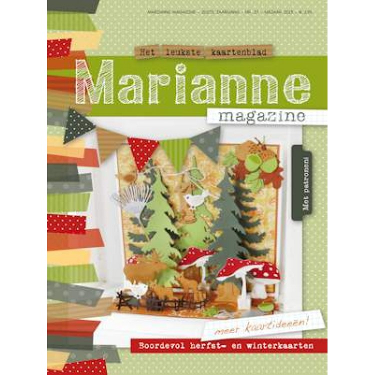 Marianne Magazine najaar 2015