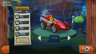 Angry Birds Go! Sınırsız Para Hilesi İndir