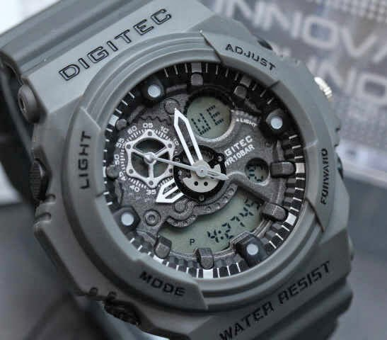Casio G Shock KW Super Digitec DG 2061 Water Resist