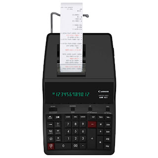 Canon MP25MG Calculator