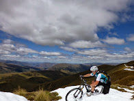 Crown Range - Wanaka, NZ