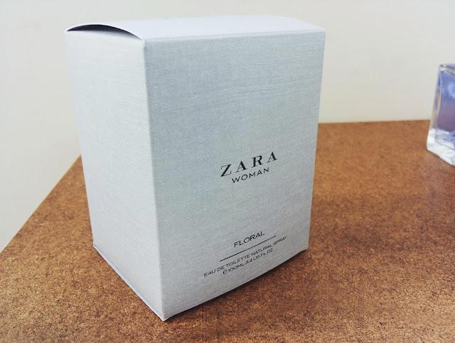 Zara Floral Perfume