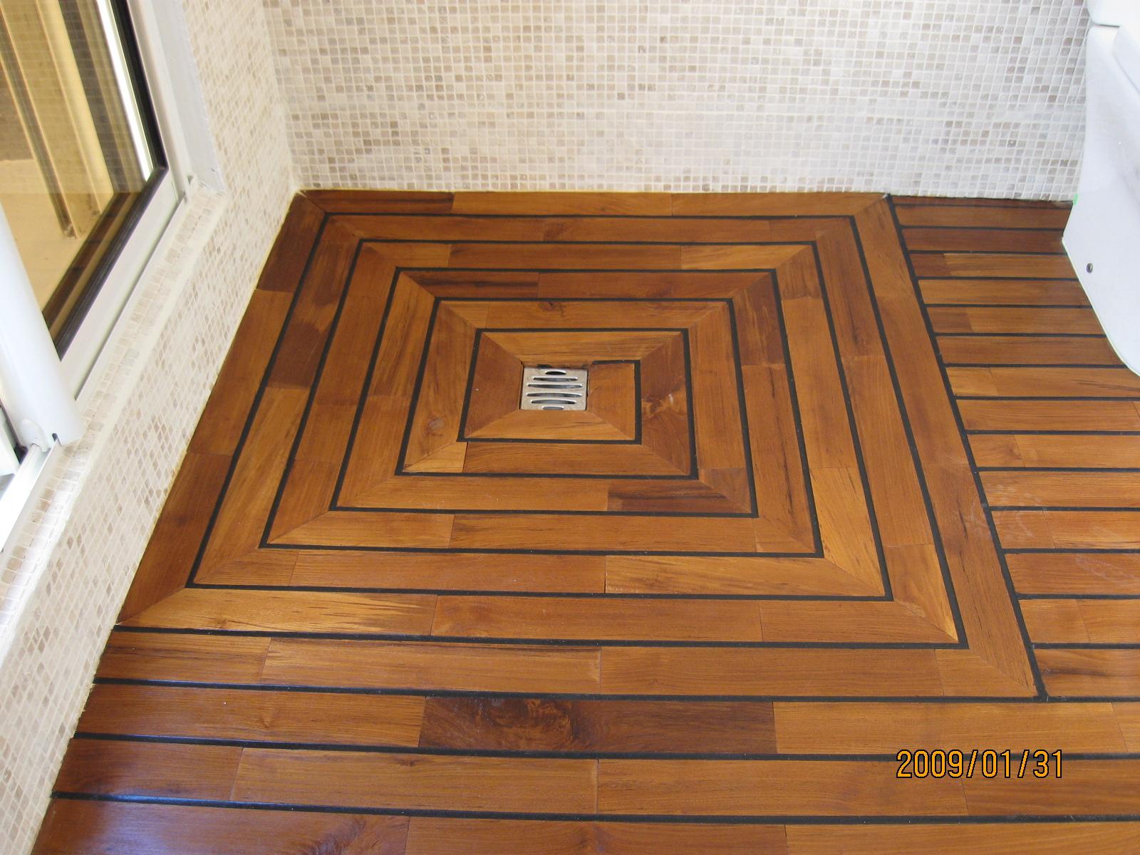 Woodteamflooring for Bois hydrofuge pour salle de bain