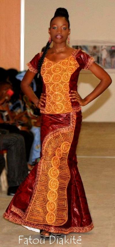 Fatou Diakite  ( Mali-Gabon)