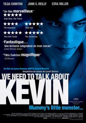 Filme Poster Precisamos Falar Sobre o Kevin DVDSCR XviD & RMVB Legendado