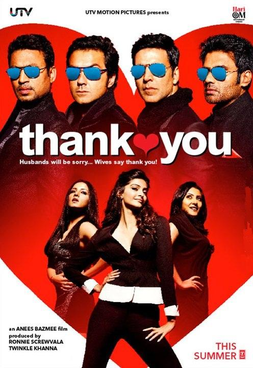 thank you movie 2011 photo. Thank You (2011) – Hindi Movie