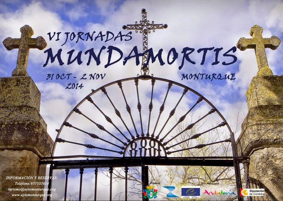 Mundamortis Festival 2014, Monturque (Cordoba, Spain)