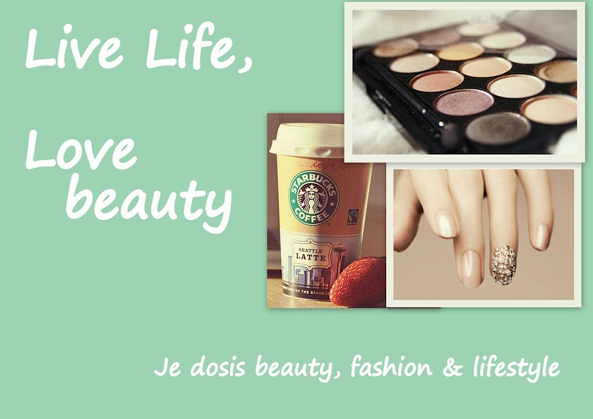 Live Life, Love Beauty