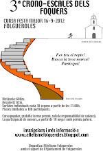 Resultats 3ªCrono-escales dels Foquers