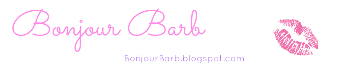 Bonjour Barb