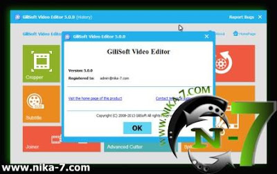 GiliSoft Video Editor 5.0.0 Full Version