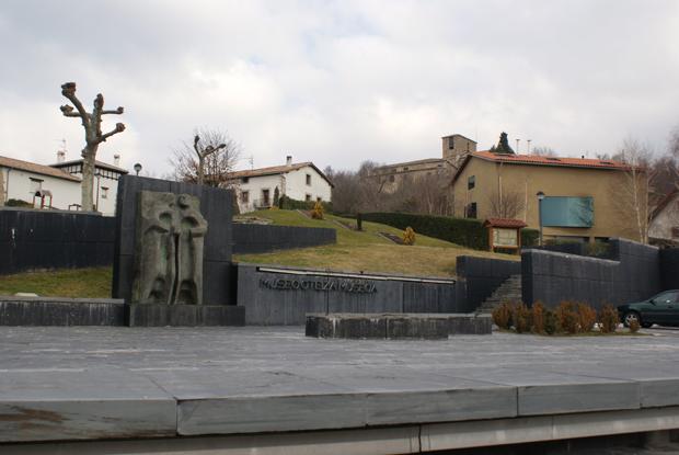 Museo Jorge Oteiza - Entrada