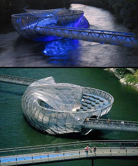 jembatan paling aneh dan unik