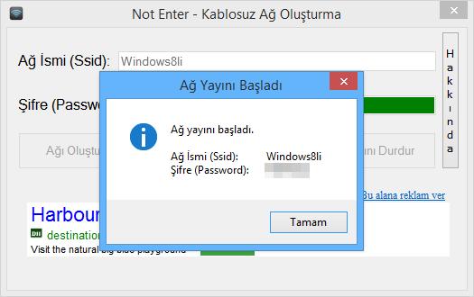 Not Enter