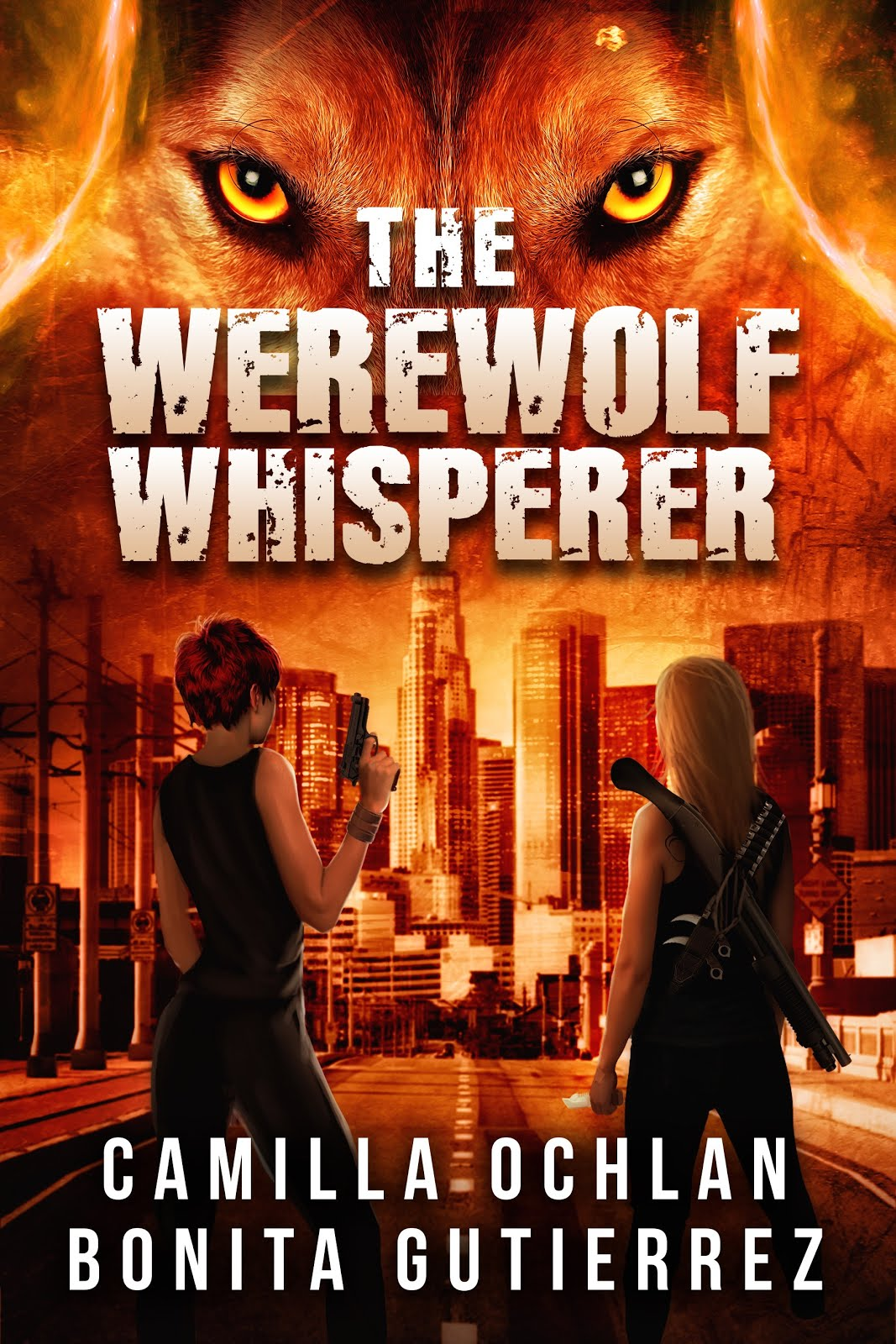 Not Your Grandma's Werewolf Tale!