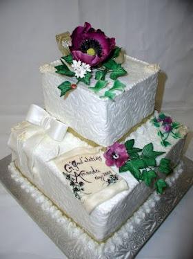 imprint  graduation cake