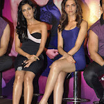 Deepika Padukone and Chitrangada Singh Hot At Movie 'Desi Boyz' Music Launch