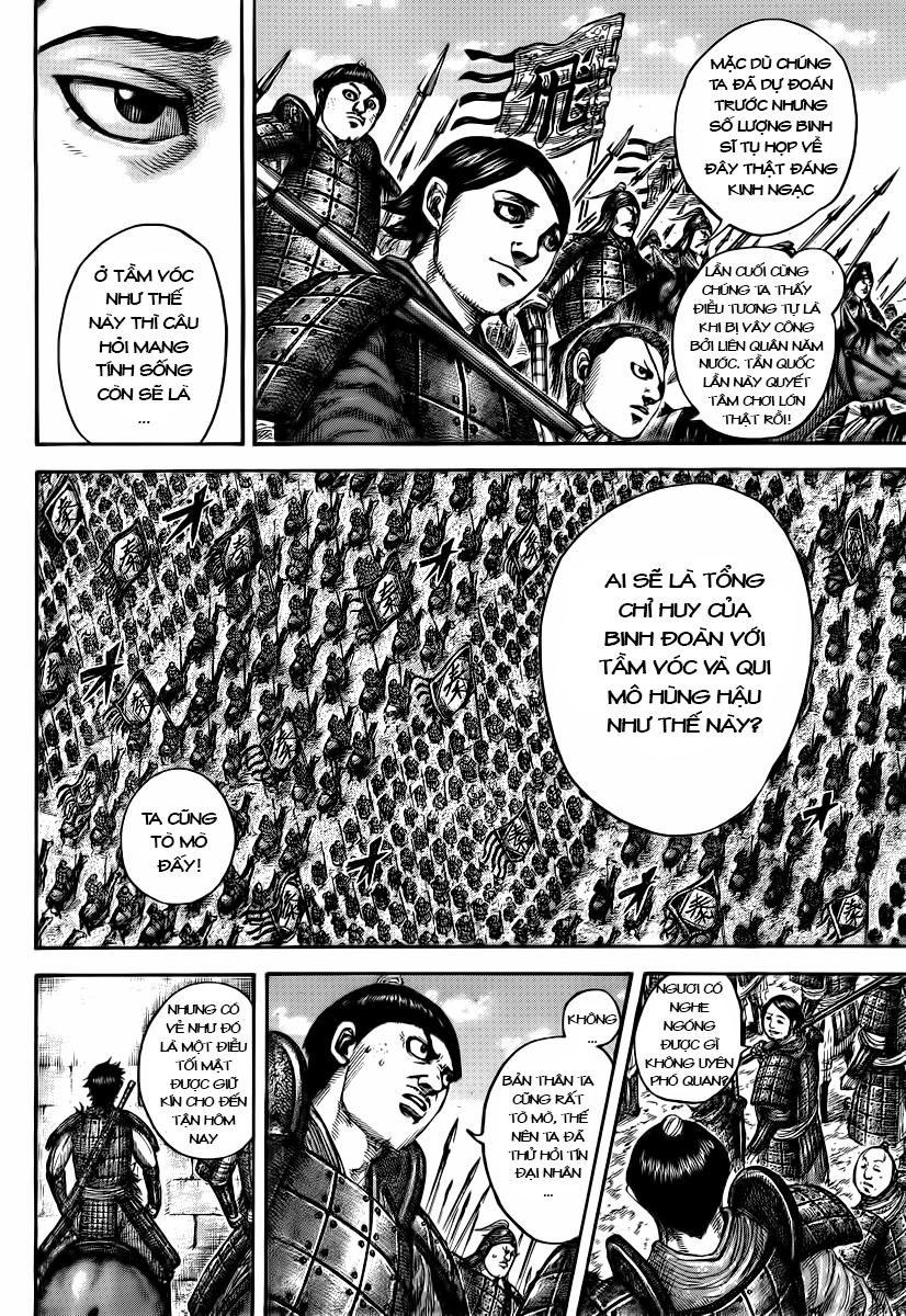 Kingdom – Vương Giả Thiên Hạ (Tổng Hợp) chap 498 page 3 - IZTruyenTranh.com
