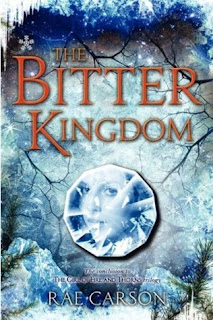 Review: The Bitter Kingdom by Rae Carson (Fire and Thorns #3)