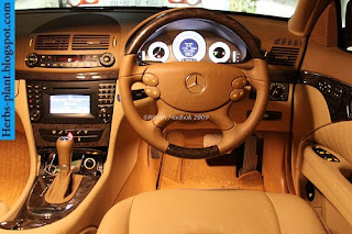 Mercedes e280 dashboard - صور تابلوه مرسيدس e280