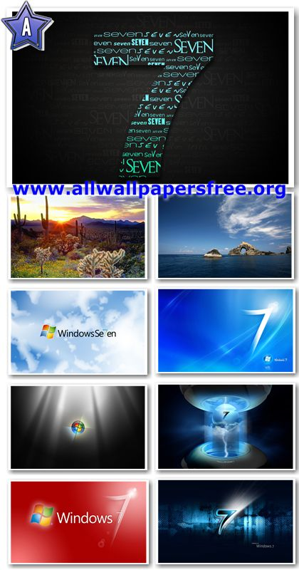 230 Amazing Windows 7 Widescreen Wallpapers 1920 X 1200 Px