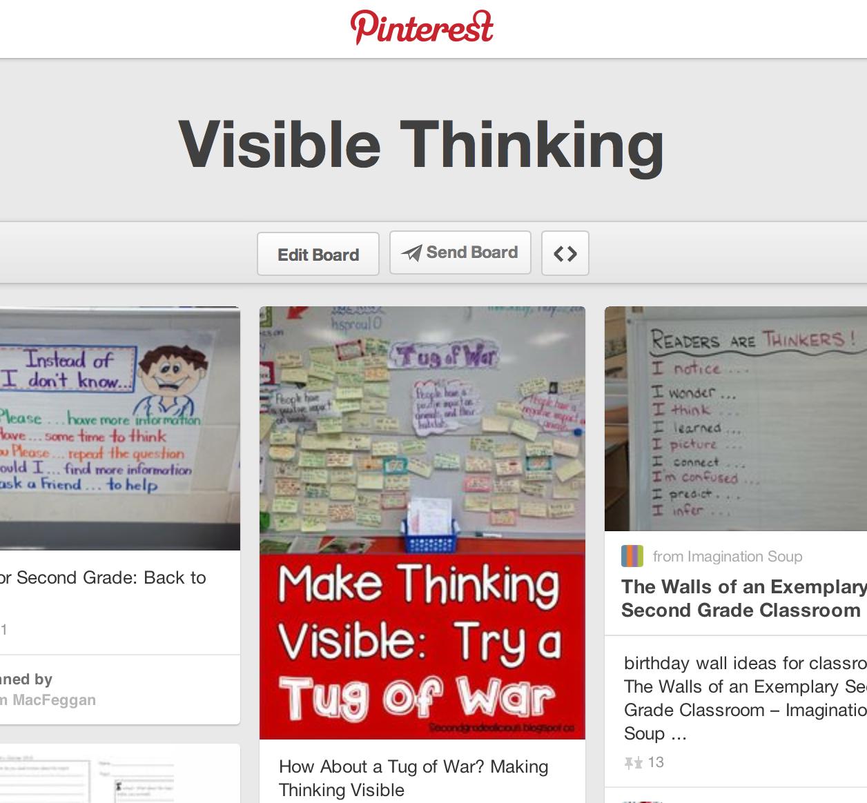 Book Talk Tuesday! Making Thinking Visible