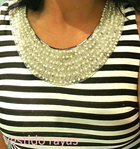 Cuello de perlas bebe