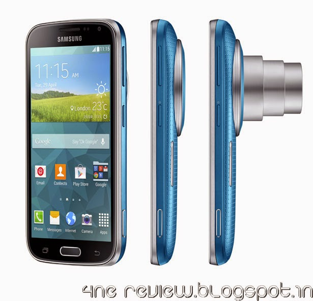 Samsung Galaxy K Zoom (S5 Zoom) - Features, Price, Pros ...