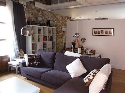 Decoraciones y modernidades estilo rustico en las paredes for Decoracion para apartamentos modernos