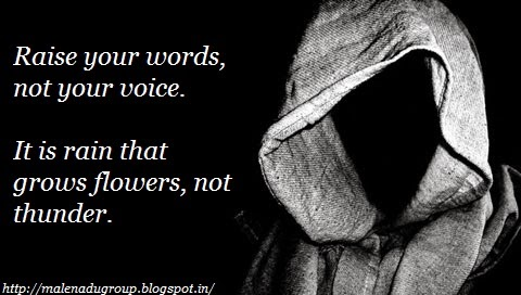 Popular voice and word image quotes