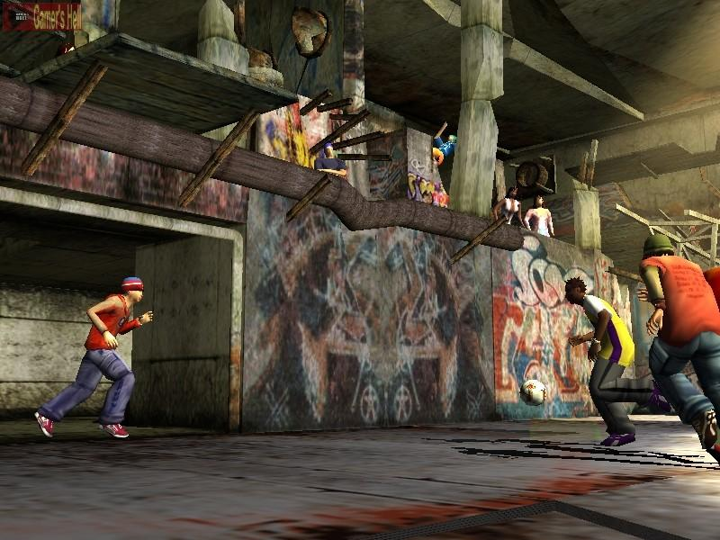 Urban Freestyle Soccer PC Game Free Download