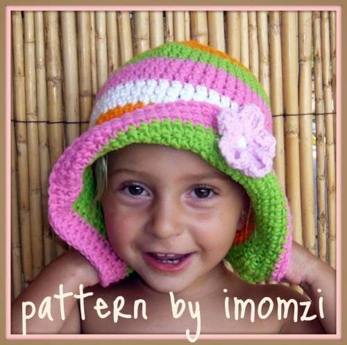 Spring Hat Tutorial - Download Pdf File