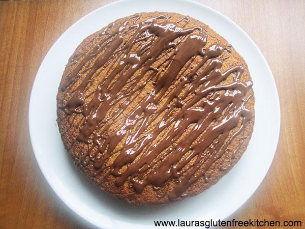 Gluten Free Marmalade Cake
