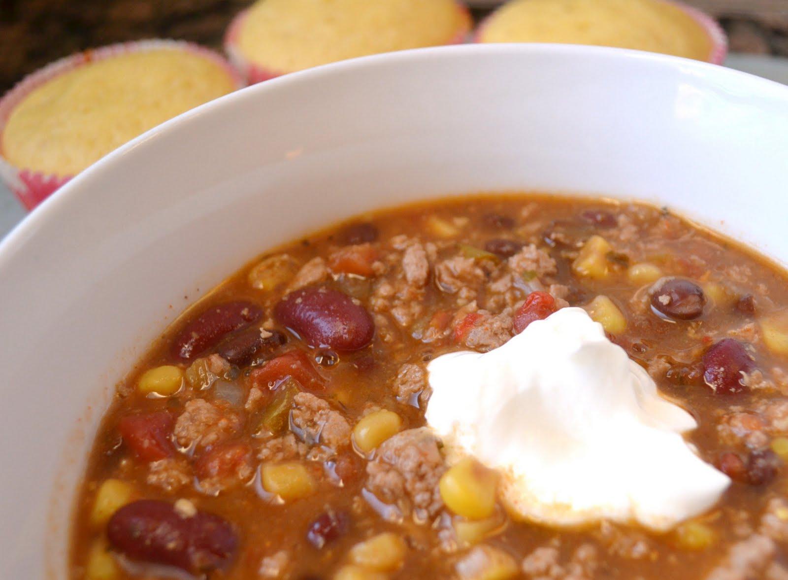 Miranda's Recipes: Taco Soup